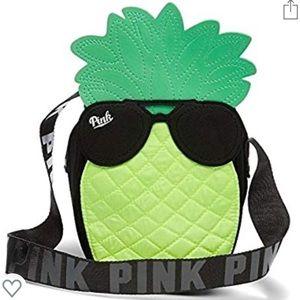 PINK vs sunglasses pineapple bag